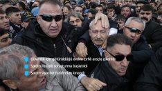 Kılıçdaroğlu'na Şehit Cenazesinde Saldırı!
