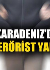 Karadeniz'de PKK'lı Terörist Yakalandı!