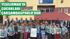 Yeşilırmak'ın Çocukları Çarşambasporlu'dur