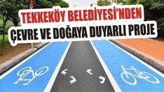 Tekkeköy Belediyesi'nden Çevre ve Doğaya Duyarlı Proje