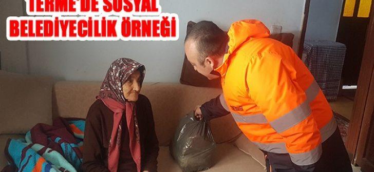 Terme'de Sosyal Belediyecilik Örneği