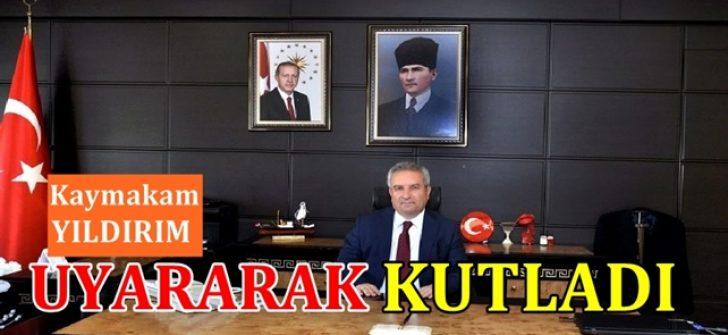 "BAYRAMI, ""KONTROLLÜ SOSYAL HAYAT"" KURALLARIYLA YAŞAYALIM !"