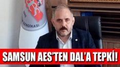 Samsun AES'ten Dal'a Tepki!
