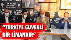 """""""Türkiye Güvenli Bir Limandır"""""""