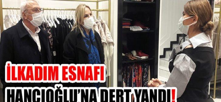 İlkadım Esnafı Hancıoğlu'na Dert Yandı!