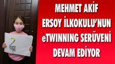 Mehmet Akif Ersoy İlkokulu'nun eTwinning Serüveni Devam Ediyor