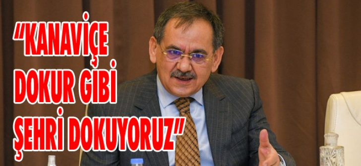 """""""Kanaviçe Dokur Gibi Şehri Dokuyoruz"""""""