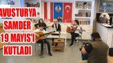 Avusturya SAMDER 19 Mayıs'ı Kutladı