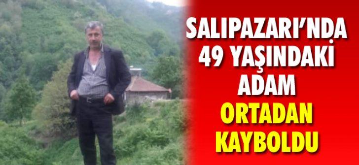 Salıpazarı'nda 49 Yaşındaki Adam Ortadan Kayboldu