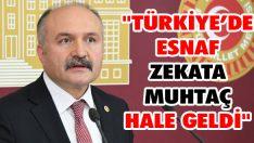 """""""Türkiye'de Esnaf Zekata Muhtaç Hale Geldi"""""""